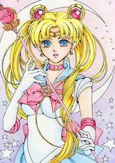 Sailor Moon....uhm...yes!