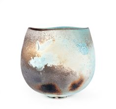 The New Craftsman is the oldest established Art Gallery and Craft shop in St Ives. Raku Pottery, St Ives, Craft Shop, Pottery Ideas, Cement, Craftsman, Art Gallery, Old Things, Vase