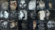 Sally Mann (self portraits) 2006-2007 - good to look at when doing portraiture - distortion, fragments, solarisation