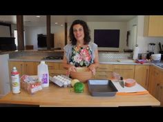 A Video from MOPS International: Brunch Made Easy(er) Part 2 - Demo for making Egg Strata with Ham