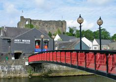 Haverfordwest, Pembrokeshire, Wales-where we lived for over 6 years...