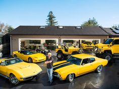 #FNMag shows us Guy Fieri's Car Collection
