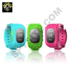 GPS Watch for Kids - SOS - Remote Microphone