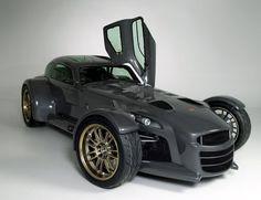 DONKERVOORT D8 GT (2008-) - PRESENTATION