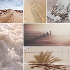 Sands of Time. A neutral mix of creams and taupes. 12th Book, Matches Fashion, Neutral Palette, Sandy Beaches, Sands, Interior Decorating, Vacation, Mirror, Modern