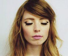 Beauty Hack: 26 Ways to Line Your Lids via Brit + Co.
