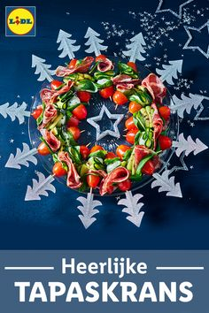 Feestprikkers met Coppa all' Amarone, mozzarella en gegrilde courgette New Year's Eve Appetizers, New Year's Food, Food Humor, Lidl, Fun Cooking, New Years Eve Party, Christmas Treats, Christmas And New Year, I Love Food