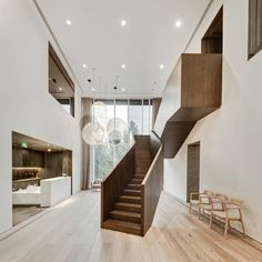Chinese architects Neri have completed this private member's club in Beijing.