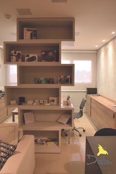 escritrio de automao em campo grande ms com decorao estilo industrial dottastudio