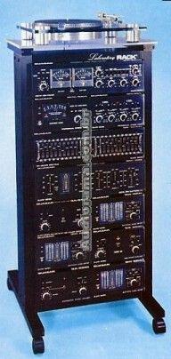 Quasar (Fundada em meados de 1960). Linha Laboratory 1a Série.