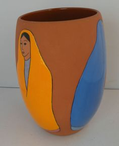 RC Gorman Navajo Pot Native American Pottery Signed Limited Edition Very RARE | eBay