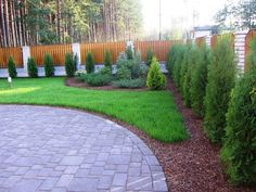 6 Hardy Tips AND Tricks: Front Garden Landscaping Rocks rock garden landscaping front porches. Arborvitae Landscaping, Small Backyard Landscaping, Backyard Garden Design, Backyard Patio, Small Patio, Landscaping Rocks, Tropical Backyard, Succulent Garden Diy Indoor, Small Tropical Gardens