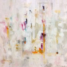 Large Abstract Expressionist Original Painting by lindadonohue