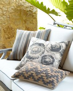 Shop Smoky Floral Outdoor Pillow from Elaine Smith at Horchow, where you'll find new lower shipping on hundreds of home furnishings and gifts. Butterfly Pillow, Pillow Sale, Lumbar Pillow, Decorative Accessories, Patio Accessories, Decorative Throw Pillows, Pillow Covers, Outdoor Pillow, House Styles