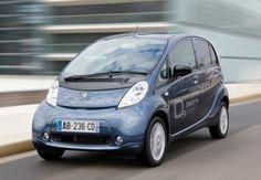 Fiche technique Peugeot ION 2012 Electrique Active
