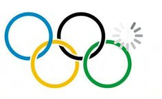 Olympic buffering contest - Via: JuzGags.com