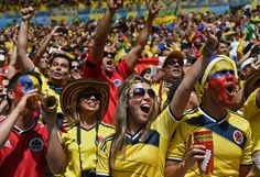 Colombia moved atop Group C with a thrilling victory over a resilient Ivory Coast side. World Cup 2014, Fifa World Cup, Lionel Messi, Copa America Centenario, Victoria, Ivory Coast, St Louis, Missouri, Latina