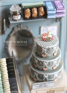 Nunu's House // bakery