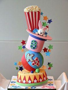 Ne volte una fetta? #gravitycake #cake