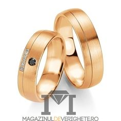 Verighete aur galben de 7.5mm  MDV 0902  #verighete #verighete7mm #verigheteaur #verigheteaurgalben #magazinuldeverighete Aur, Wedding Rings, Engagement Rings, Jewelry, Rings, Diamond, Enagement Rings, Jewlery, Jewerly