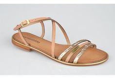 32b7d5bcfe12e4 Les 10 meilleures images de Nu pieds | Barefoot, Flat sandals et ...