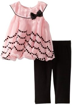 Amazon.com: Rare Editions Baby Girls Newborn Legging Set: Clothing  http://www.amazon.com/Rare-Editions-Newborn-Legging-Months/dp/B00CJ55C52/ref=sr_1_125?ie=UTF8&qid=1385857921&sr=8-125&keywords=newborn+clothes