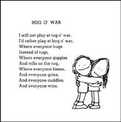 """""""We need 4 hugs a day for survival. We need 8 hugs a day for maintenance. We need 12 hugs a day for growth."""" - Virginia Satir Hugs a. Shel Silverstein Quotes, Cool Words, Wise Words, Where The Sidewalk Ends, Encouragement, Friendship Poems, Teaching Friendship, Preschool Friendship, Friendship Activities"""