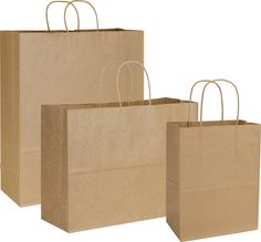 Brown Paper Kraft Bags with Assorted Designs Size 5.5 x 7.5 Inches Set of 50