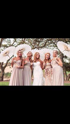 #wedding #ido #bridesmaids