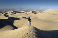 Ica Desert, Peru