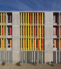 Gallery of School San Andres 2 / Gubbins Arquitectos - 8