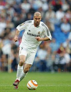 Zidane at Real Madrid