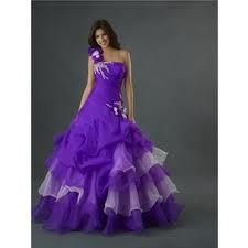 Quinceanera dresses, decorations, tiaras, favors, and supplies for your quinceanera! Many quinceanera dresses to choose from! Quinceanera packages and many accessories available! Violet Prom Dresses, Purple Quinceanera Dresses, Pretty Prom Dresses, Purple Dress, Ball Gown Dresses, Evening Dresses, Prom Gowns, Types Of Wedding Gowns, Wedding Dresses
