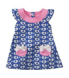 HEMA baby meisjes jurk voor F