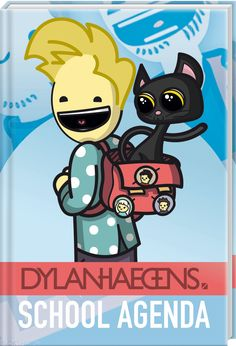 DYLAN HAEGENS YOUTUBE SCHOOLAGENDA 2016 - 2017