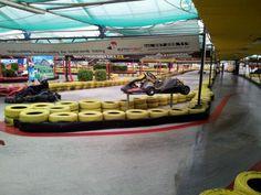 Kart-centrum Radotín ve městě Praha, Hlavní město Praha Karting, Four Square, Gym Equipment, Sports, Hs Sports, Excercise, Workout Equipment, Sport, Exercise