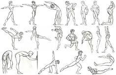 "artoftangled: ""Flynn Body"" by Glen Keane. I will shamelessly post these character design/ model sheets again. Source: Character Design Notes oh dang , ref for later. Character Model Sheet, Character Poses, Character Modeling, Character Art, Body Drawing, Life Drawing, Figure Drawing, Character Design Cartoon, Character Design References"