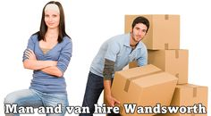 Man and van Wandsworth team has been serving its clients with a customized approach to handling relocation procedures.