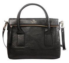 Kate Spade Southport Avenue Carmen Black Handbag