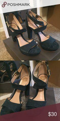c916d252362 Vince Camuto Shayla. Vince Camuto ShoesPlatformsTealGreen