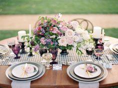 Whimsical Secret Garden Wedding Inspiration | Green Wedding Shoes Wedding Blog | Wedding Trends for Stylish + Creative Brides