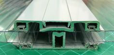 How to Install the Aluminum Polycarbonate Profiles