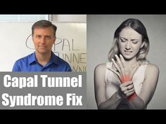 How to Fix Carpal Tunnel Syndrome (CTS) - YouTube