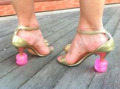 #leasing  Protect your heels