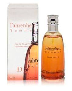 Fahrenheit Summer 2007 Christian Dior for men