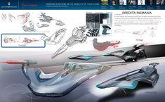 ISD Rubika Pininfarina Eredita Romana Concept - Design Panel