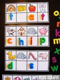 Secret Digraphs is such a fun way to practice digraphs AND beginning sounds with this word mystery activity!