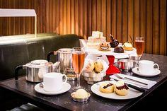 Resturant Hoi polloi, ace hotel, Shoreditch, London. Frokost-lunsj-middag.