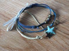 Des jolis bracelets scintillants