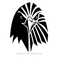 Top 8 Tribal Eagles and One Griffin Image Eagle Icon, Eagle Drawing, Eagle Vector, Mountain Logos, Eagle Logo, Stencil Art, Tribal Art, String Art, Vector Graphics